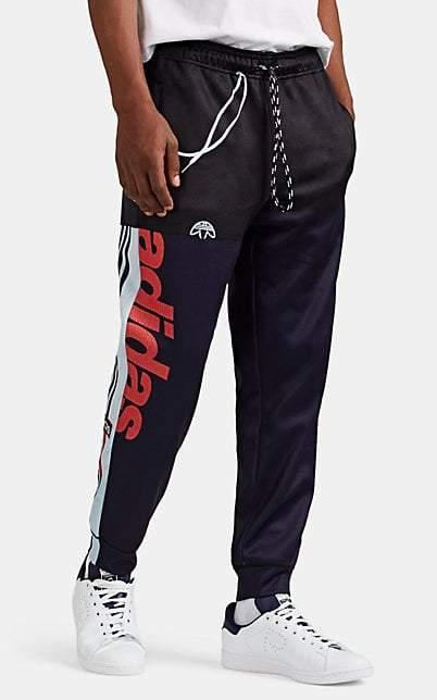 adidas by Alexander Wang Men's Photocopy Jogger Pants - Black