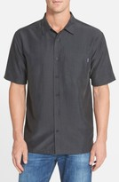 O'Neill Men's Jack 'Ixtapa' Slim Fit Short Sleeve Woven Sport Shirt