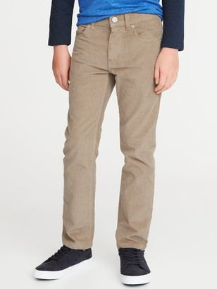 Old Navy Karate Slim Built-In Flex Max Cords for Boys