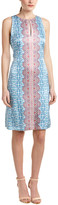 Nanette Lepore Pretty Porcelain Midi Dress