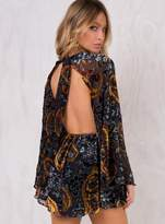 Gone Wild Backless Playsuit