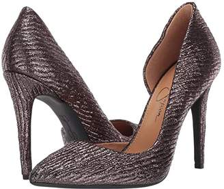 Jessica Simpson Prizma (Gunmetal) Women's Shoes