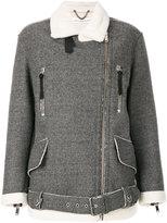 Golden Goose Deluxe Brand Aviator jacket - women - Acrylic/Polyester/Wool - XXS