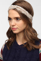 Urban Outfitters Twisted Lace Headwrap
