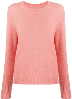 Parker Chinti & cashmere knitted jumper