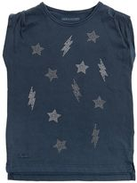 Zadig & Voltaire Star & Bolt Stud Cotton Jersey T-Shirt