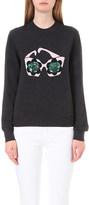Markus Lupfer Daisy Sunglasses Grace knitted jumper
