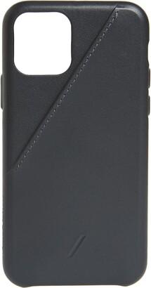 Native Union CLIC Card iPhone 11, 11 Pro & 11 Pro Max Case