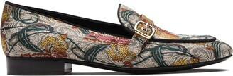 Church's Blanche floral patterned loafers