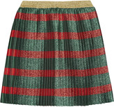 Gucci Lurex striped skirt 4-12 years