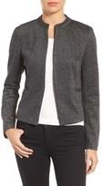 Halogen Mandarin Collar Jacket (Regular & Petite)