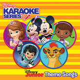 Disney Karaoke Series Junior Theme Songs CD