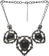 Arden B Art Deco Stone Necklace