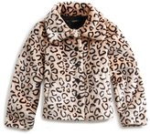 GUESS Susie Faux-Fur Jacket (7-16)