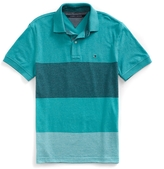 Tommy Hilfiger Final Sale-Cusotm Fit Novelty Stripe Polo