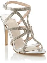 Faith Cage Heel Sandals