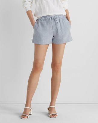 Club Monaco Cord Tie Shorts