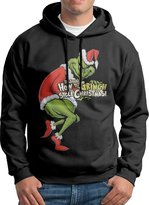 Sarah Men's How The Grinch Stole Hoodie M