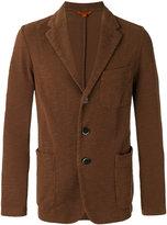 Barena classic blazer - men - Cotton - 52