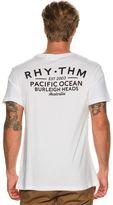 rhythm Established Logo Ss Tee