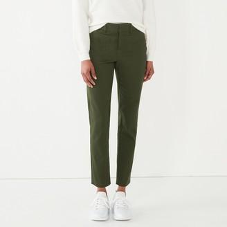 Nine West Women's Slim Ankle Pants