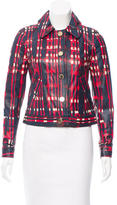 Tory Burch Christina Leather Jacket w/ Tags