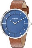 Skagen Women's SKW2612 Gitte Leather Watch
