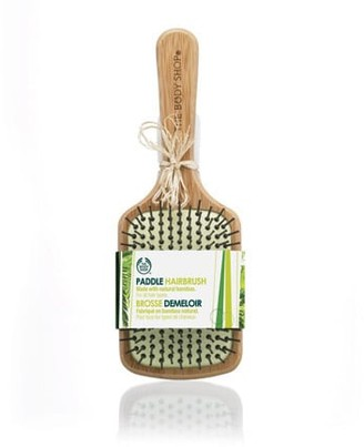 The Body Shop Large Bamboo Paddle Hairbrush
