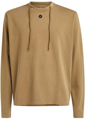 Craig Green Drawstring Sweatshirt