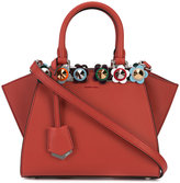 Fendi studded mini 3Jours tote - women - Leather - One Size