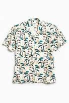 Katin Palm Tree Short Sleeve Button-Down Shirt