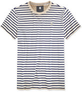 G Star Men's Rancis Stripe Cotton T-Shirt