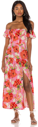 Yumi Kim Spring Fling Maxi Dress