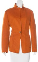 Jil Sander Wool & Angora-Blend Jacket