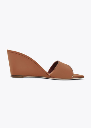 STAUD 75mm Wedge Sandals
