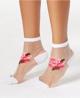 Kate Spade Women's Rosa Monofilament Anklet Socks