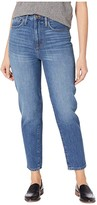 Madewell The Momjean in Stratfield Wash (Stratfield Wash) Women's Jeans