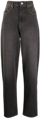 Etoile Isabel Marant Corsyj denim tapered jeans
