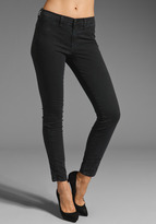 The Emme Quilted Zip Front Skinny