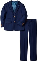 Isaac Mizrahi Two Piece Suit (Toddler & Little Boys)
