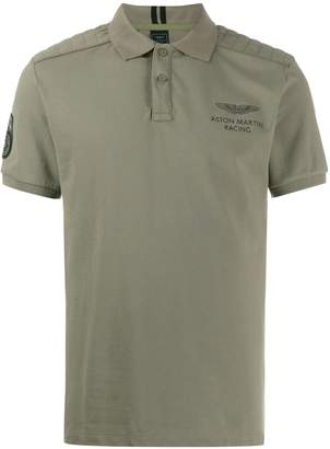 Hackett Aston Martin Racing' polo shirt