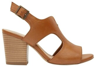Sandler Blaze Tan Glove Sandals