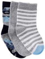 Joe Fresh Socks - Pack of 3 (Baby Boys)