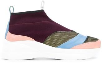 Nicole Saldaña Slip-On Sneakers