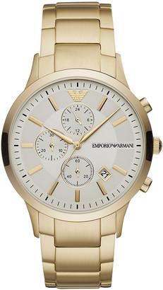 Giorgio Armani Emporio AR11332 Watch Gold