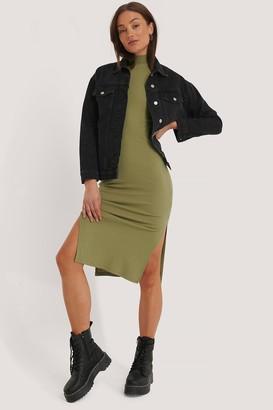 NA-KD High Neck Sleeveless Dress