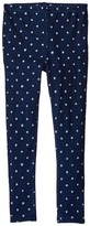 Splendid Littles Indigo Printed Leggings (Little Kids)