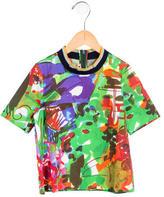 Marni Girls' Printed T-Shirt w/ Tags