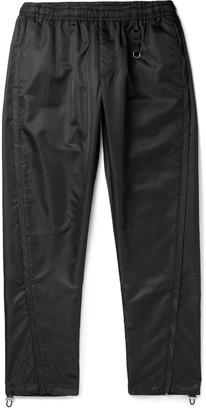 Alyx Slim-Fit Buckle-Detailed Nylon Sweatpants