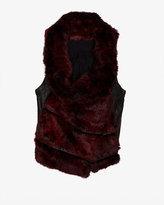 Helmut Lang Exclusive Flux Fur Vest